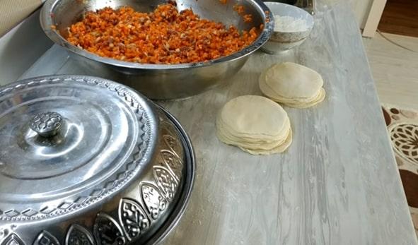 Манты с тыквой — 7 быстрых и вкусных рецептов приготовления