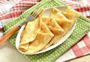 Блины на воде с яйцами — 11 пошаговых рецептов