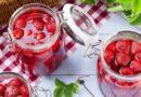 Густое варенье из клубники на зиму с целыми ягодами — 14 рецептов