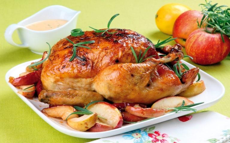 Курица в духовке — самые вкусные рецепты